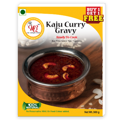 Ready to Cook Kaju Curry Gravy