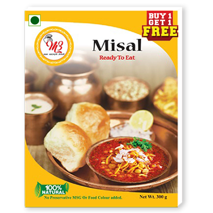Ready to eat Misal