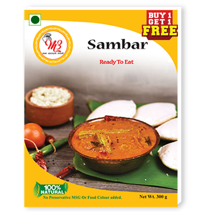 Ready to Eat Sambar