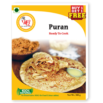 Ready to Cook Puran